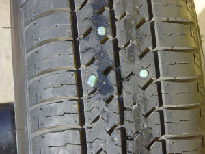 Sealed Tyre - Ultraseal-Africa